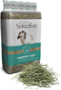 timothy hay foin lapin