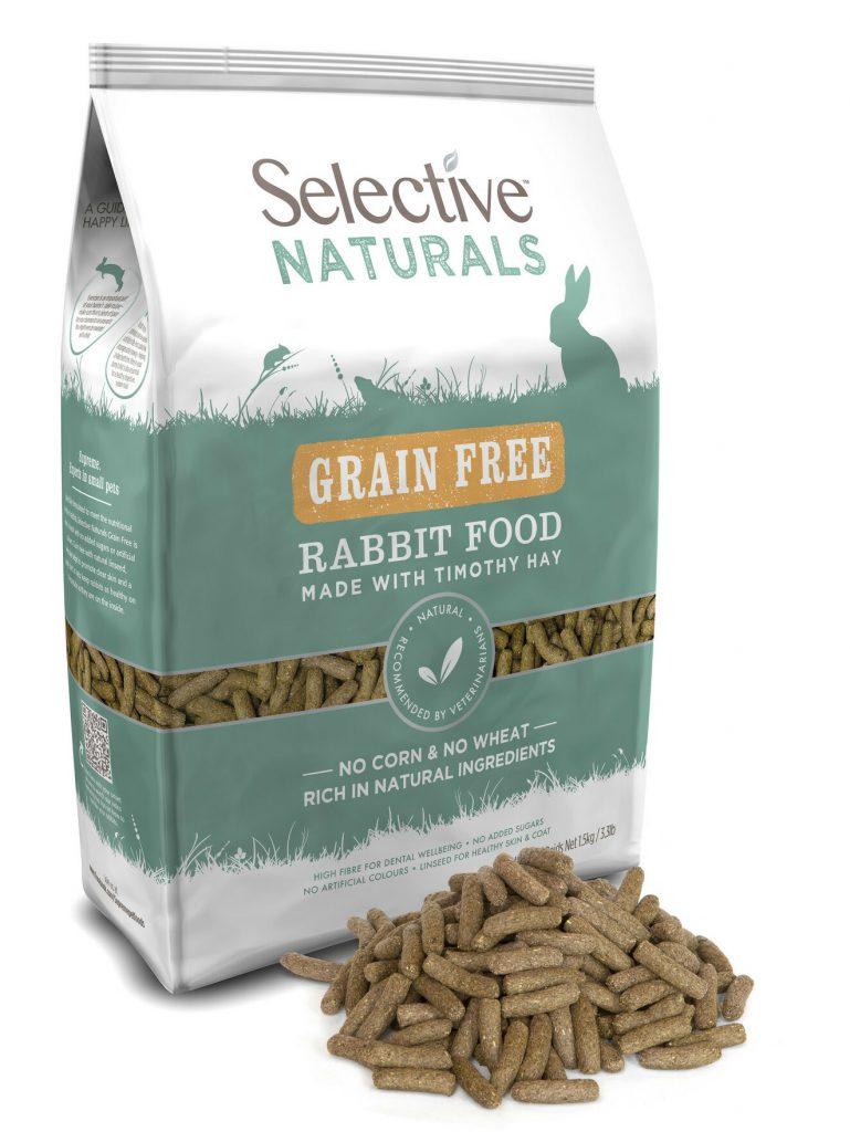 aliment pour lapin marque selective natural