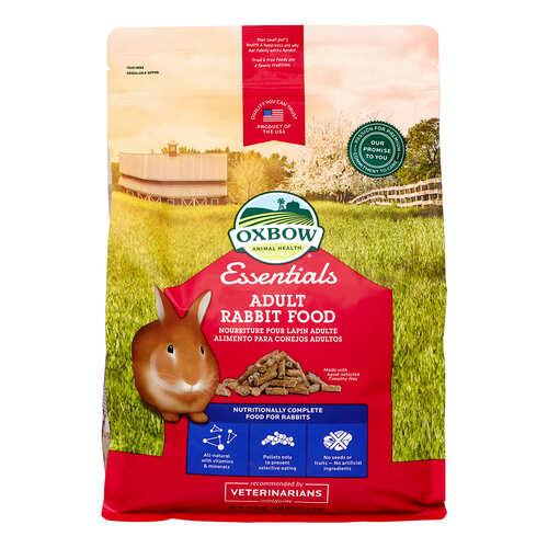 nourriture lapin adulte oxbow