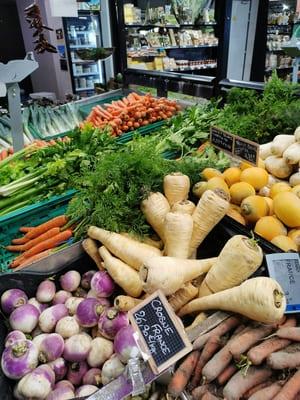 arrêt transit lapin légumes
